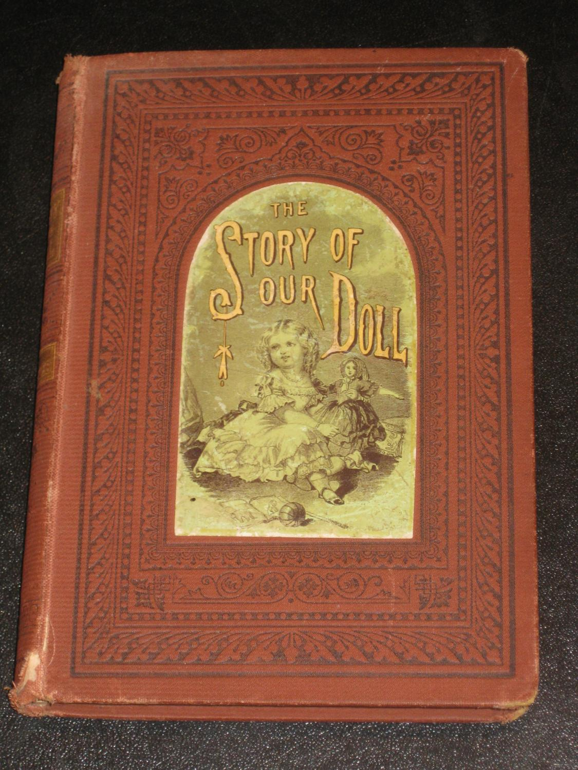 The Story of Our Doll: Mrs. George Cupples