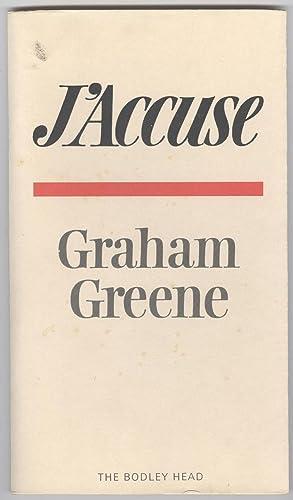 J'Accuse: The Dark Side of Nice: Graham Greene