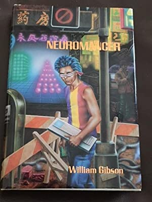 neuromancer a book written by william gibson - william gibson fans will welcome the 20th-anniversary edition of neuromancer, the sf novel that launched cyberpunk and anticipated the internet age gibson provides a new introduction, the sky above the port.