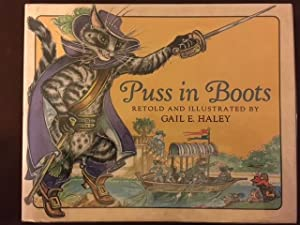 Puss in Boots: Gail E. Haley