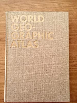World Geo-Graphic Atlas: A Composite of Man's Environment