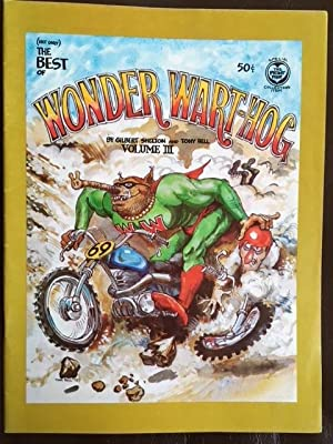 (Not Only) The Best of Wonder Wart-Hog, Volume III