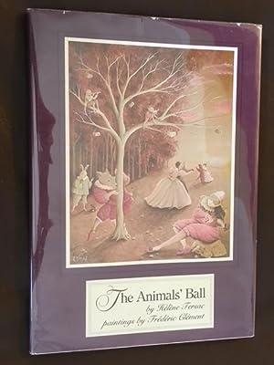 The Animals' Ball: Helene Tersac with
