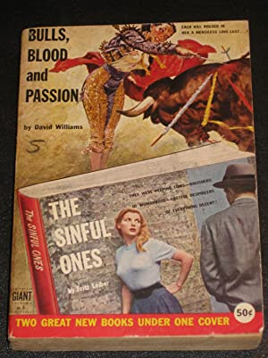 Bulls, Blood, and Passion AND The Sinful Ones: David Williams and Fritz Leiber