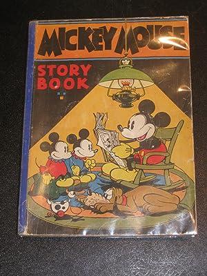 Mickey Mouse Story Book: Staff of Walt Disney Studio