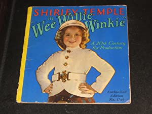 Shirley Temple in Wee Willie Winkie