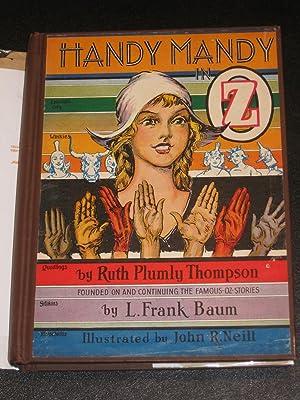 Handy Mandy in Oz: Ruth Plumly Thompson