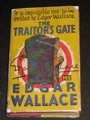 The Traitor's Gate: Edgar Wallace
