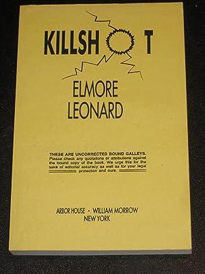 Killshot: Elmore Leonard