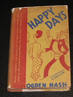 Happy Days: Ogden Nash