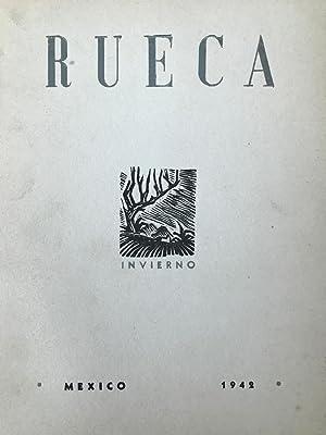 Rueca invierno 1942: Enrique Diez-Canedo ,