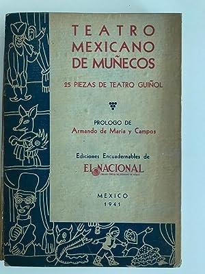 Teatro Mexicano de Muñecos: Felix Maria de