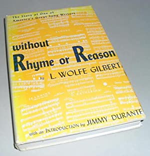 Without Rhyme or Reason. [Umschlagtitel: The Story: Gilbert, L. Wolfe: