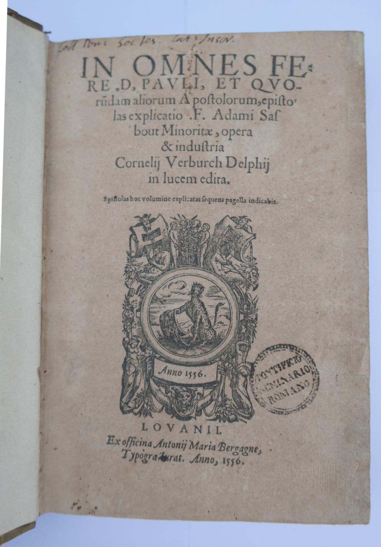 foto de viaLibri ~ Rare Books from 1556 Page 1