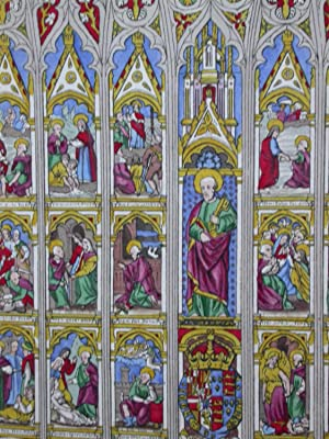 A Concise Account of the Principal Works in Stained Glass that have been Executed by Thomas ...
