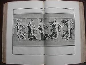 L'Antiquite Expliquee et Representee en Figures.: Montfaucon, Bernard de .