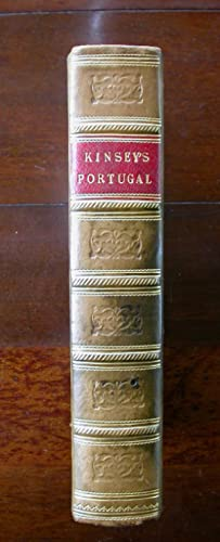 Portugal Illustrated in a Series of Letters. COLOURED COPY.: Kinsey, Rev. W. M.