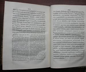 India Orientalis Christiana continens fundationes ecclesiarum, seriem episcoporum, missiones, ...