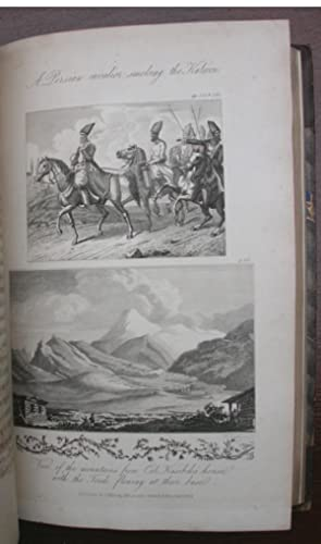 Letters from the Caucasus and Georgia; to which are added, the account of a journey into Persia in ...
