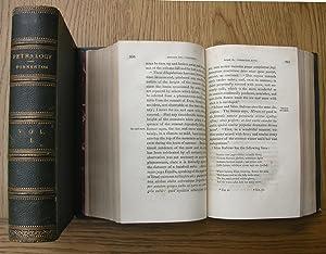 Petralogy. A Treatise on Rocks.: Pinkerton, J.
