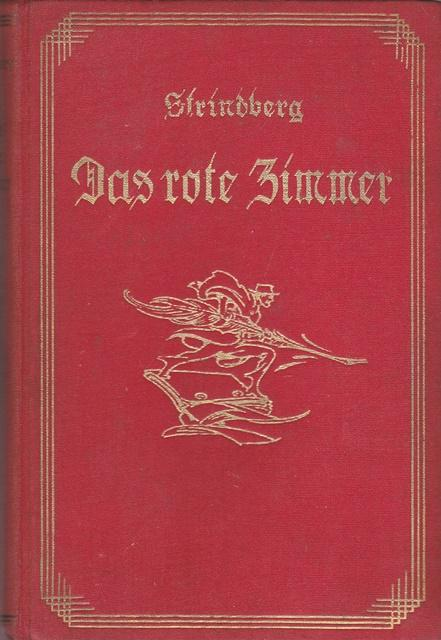 Das Rote Zimmer.: Strindberg, August: