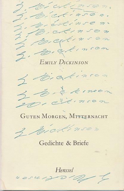 Briefe Für Emily : Emily dickinson gedichte zvab