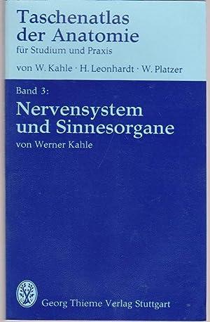 Taschenatlas der Anatomie für Studium und Praxis.: Kahle, W., H.