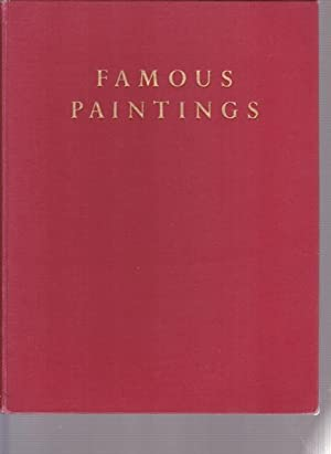 Famous Paintings. An Introduction to Art for: Chase, Alice Elizabeth: