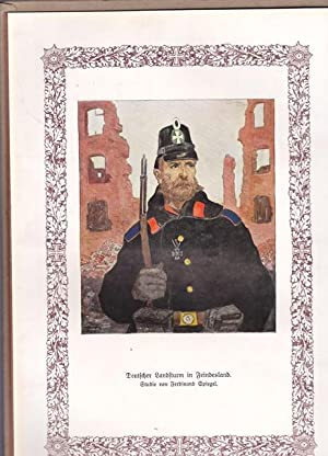 Der Weltkrieg. Illustrierte Kriegs-Chronik des Daheim.: Hoetzsch, Prof. Dr.