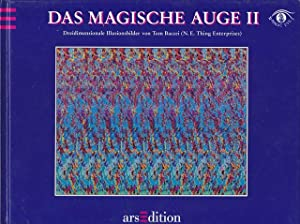 Das magische Auge II. Dreidimensionale Illusionsbilder. ( N.E. Thing Enterpreises).