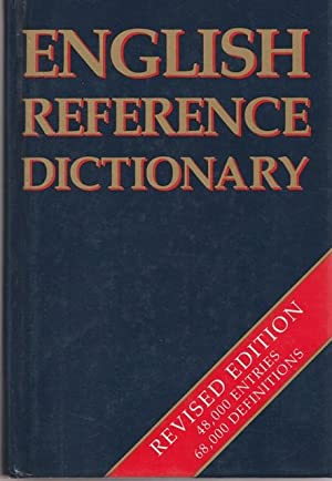 Englisch Reference Dictionary. Revised Edition. 48,000 Entries. 68,000 Definitions.
