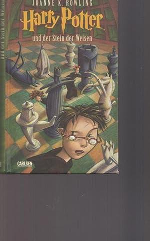 Harry Potter und der Stein der Weisen.: Rowling, Joanne K.: