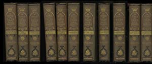 Novels and Tales by the Earl of Beaconsfield with Portrait and Sketch of His Life (Hugbenden ...