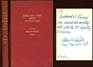 Ernie Pyle Comes Ashore: And Other Stories: Randle, Edwin Hubert