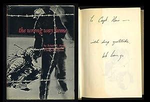 The Wrong Way Home: Hongo, Robert N.
