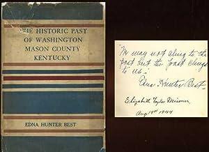 The Historic Past of Washington Mason County: Best, Edna Hunter