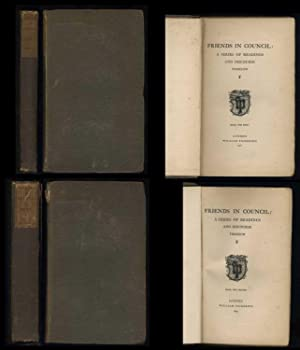 Friends in Council: A Series of Readings and Discourse Thereon (2 volume set): Help, Arthur