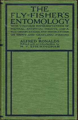 The Fly-Fisher's Entomology: Ronalds, Alfred