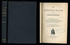 The Medicinal Plants of the Philippines.: Pardo de Tavera,