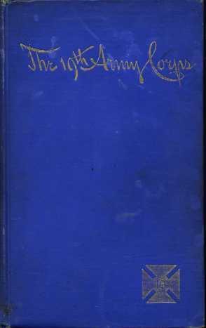 History of the Nineteenth Army Corps: Irwin, Richard B.