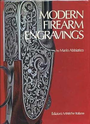 Modern Firearm Engravings: Abbiatico, Mario