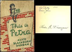 This is Petra: Dungan, Alice Blackburn