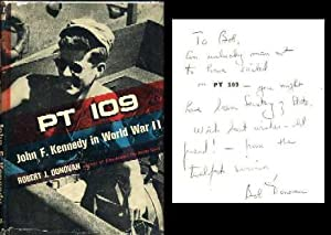 PT 109: John F. Kennedy in World: Donovan, Robert J
