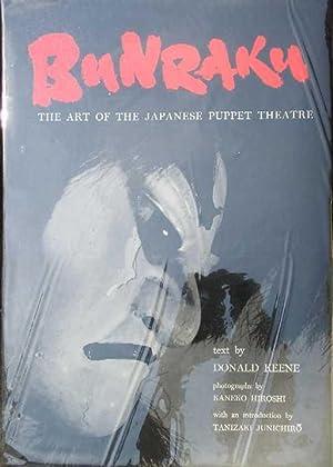 Bunraku: The Art of Japanese Puppet Theater: Keene, Donald