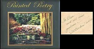 Painted Poetry: Berkow, J.B.