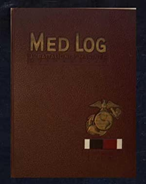 Med Log, 3rd Battalion, 8th Marines (reinforced) 1951 - 1952: Officers and Men of 3rd Battalion, ...