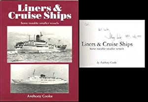 Liners and Cruise Ships: Cooke, Anthony