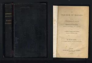 The Year-Book of Missions: Containing a Comprehensive Account of Missionary Societies, British, ...