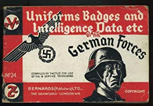 Uniforms, Badges and Intelligence Data, etc. of the German Forces, (No. 24): Factus