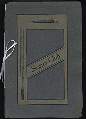The Sesrun Society Club: Kinsella, Clinton W. (builder)